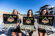 Monster Girls at the Monster Energy FMX High Rollers Contest in Las Vegas