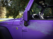 Jeep Wrangler JK - ColorPro Mirror Cap - Xtreme Purple