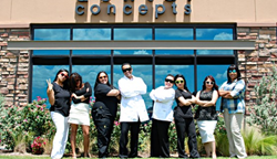 Dental Concepts Care, Irving TX, Took a Walk to Find a Cure