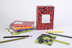 Vera Bradley Coloring Collection