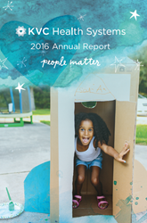 2016 KVC Health Systems Annual Report