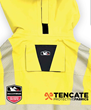 TenCate Protective Fabrics and DragonWear® Join Forces to Bring FR Rainwear to Market