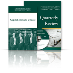 Fisher Investments Capital Markets Update