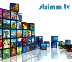 Strimm TV - Personal Internet Television Stations