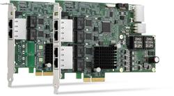ADLINK PCIe-GIE72/74 2/4-CH PCI Express® GigE Vision PoE+ Frame Grabbers
