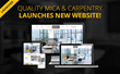 Quality Mica & Carpentry Rolls Out New Logo and Website