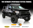 Transamerican Auto Parts and Bass Pro Shops to Build Ultimate Sportsman Toyota Tundra at 2016 SEMA Show
