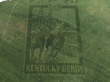 Tribute to the 2016 Kentucky Derby. This image is 150 ft tall.