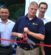 Wakefield Donation Center Holds Ribbon Cutting