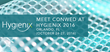 Conwed Shares the Ultimate Stretch Engine at Hygienix 2016.