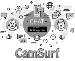 meet new people with Camsurf