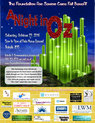 A Night In Oz Flyer