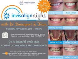 Invisalign | Achieve straighter teeth with Invisalign in Gainesville VA.
