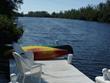 Siesta Key Bungalows, directly on Heron Lagoon