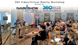 360RIZE Partners with NAB to Offer VR 360 Video Workshop at NAB New York