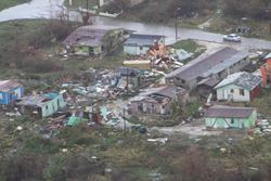 Bahama Hurricane Matthew Devastated (Photo: Daphne Sullivan)