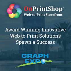 OnPrintShop at Graph Expo 2016
