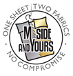My Side and Yours: The World's First Fully Customized Bedsheets Built For Two