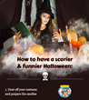 Halloween treat for Tello customers: 15% discount on national plans
