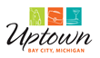 Uptown Bay City logo