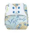Cotton Babies Genius Collection Jane Austen Cloth Diaper