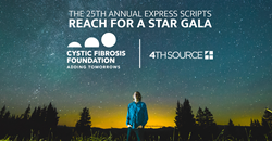 4th Source Sponsors 25th Reach for a Star Gala Benefitting the Cystic Fibrosis Foundation