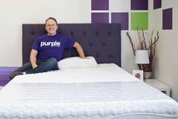 Purple CEO