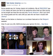 The Video Call Center Partnership with Facebook Live Enables Producers to Create Live Social TV Programs Featuring Video Callers Anywhere in the World