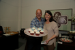 Andrew Zimmern with Sugaree's Bakery