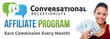 Virtual Receptionist Provider Conversational Launches Affiliate Program With Top Industry Payouts
