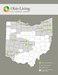 Ohio Living Map