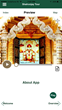 Tour guide app for Palitana Shatrunjay Jain temples by Action Data Systems