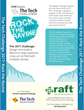 RAFT Launches Rock the Ravine Design Challenge Kit