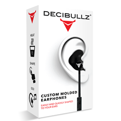 Easy and Affordable Custom Fit Headphones