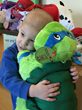 Pillow Pets Partners with Family Reach to Support Families Fighting Cancer:New Donation Button at Online Check-Out Supports Charity Partner