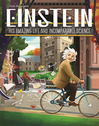 Einstein, the new tabletop game designed by Dirk Knemeyer