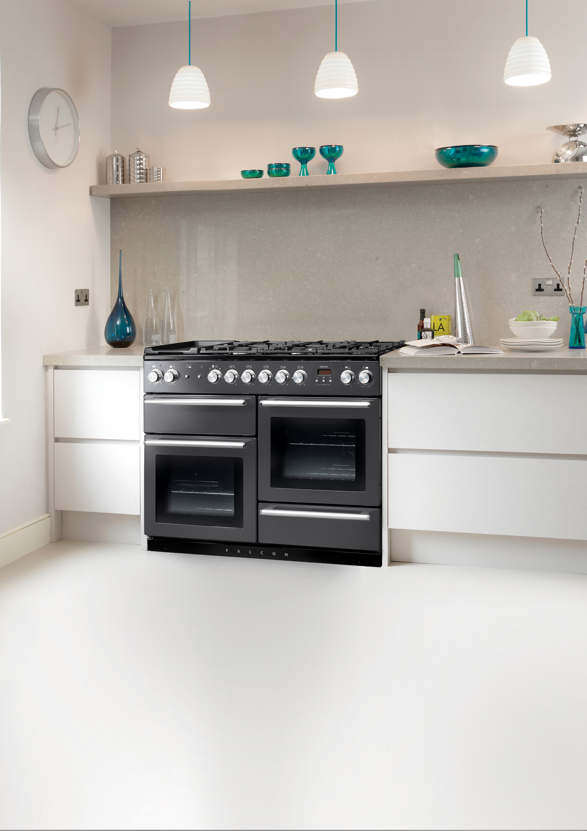 Premium Kitchen Appliances by Falcon and Liebherr Exclusively