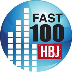 Houston Business Journal's Fast 100 List