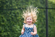 Lifestyle child portrait by Louise Rose Photography