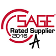 Discount Labels Receives 2016 SAGE Rating Award