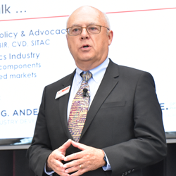 SPIE Director of Industry Development Stephen Anderson noted a continuing up-trend in photonics sectors in the most recent market analysis reports.