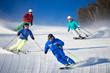 California and Nevada Ski Season 2016-17