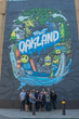 "Visit Oakland Debuts City Mural for Official ""Selfie Wall"""