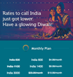 0.7¢/min: The New Rate for International Calls to India, with KeepCalling.com