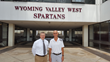 Wyoming Valley West High School Recognizes the Teachers Role with Concussion Recovery
