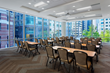 Downtown Chicago meeting and event space for up to 160 people, catering and AV available
