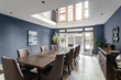 Dining room designed, delivered, set up by Furnishr in one day