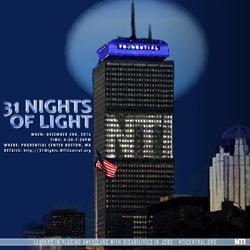 Prudential 31 Nights of Light Event to Honor NTI and the International Day of Persons with Disabilities