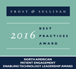 Influence Health Wins Frost & Sullivan 2016 Enabling Technology Leadership Award