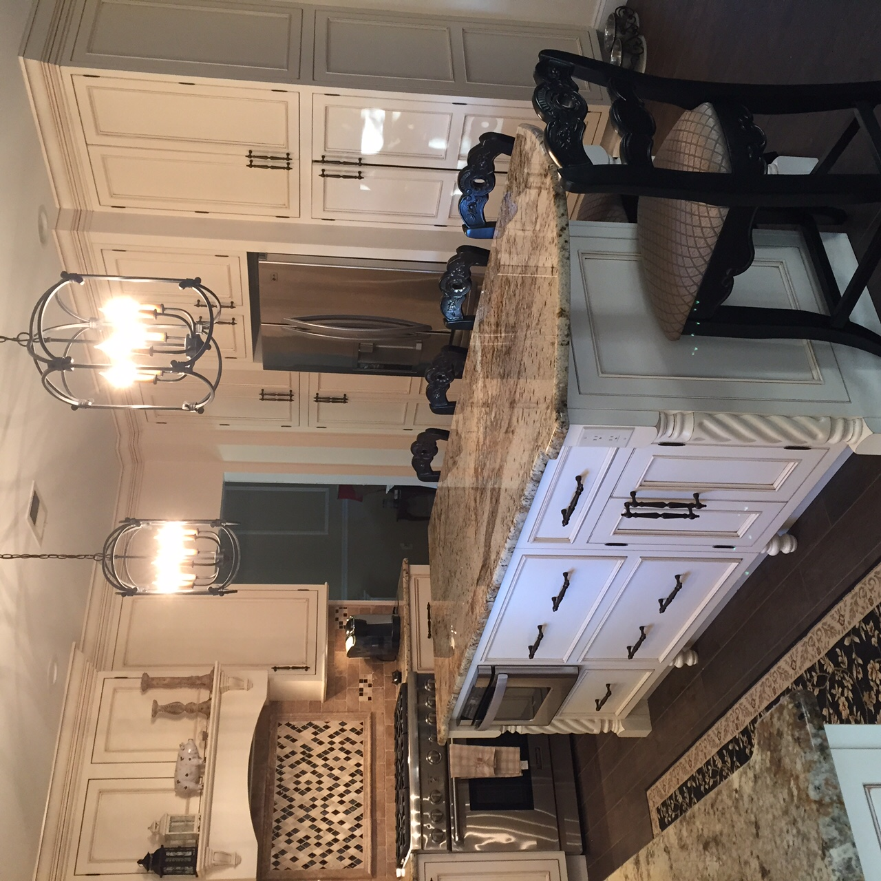 Monmouth County Construction Company Alfano Renovations Opens Second Luxury Kitchen Bath